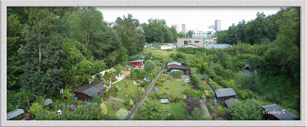 Essen - Margarethenhöhe - Krupp-Siedlung