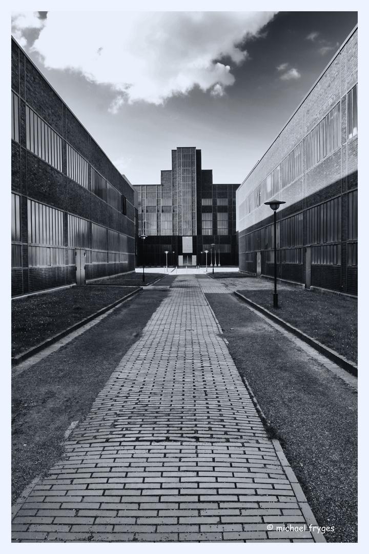 Essen Zollverein.........