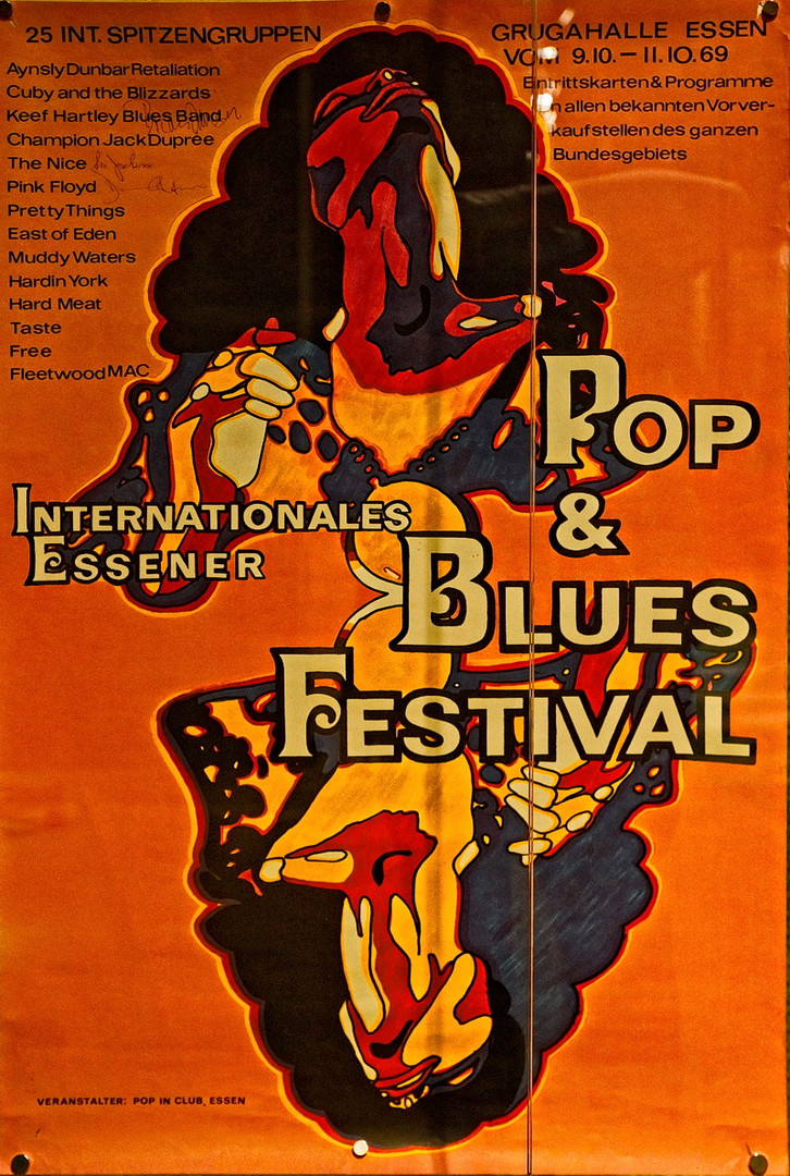 Essener Pop & Blues-Festival 1969