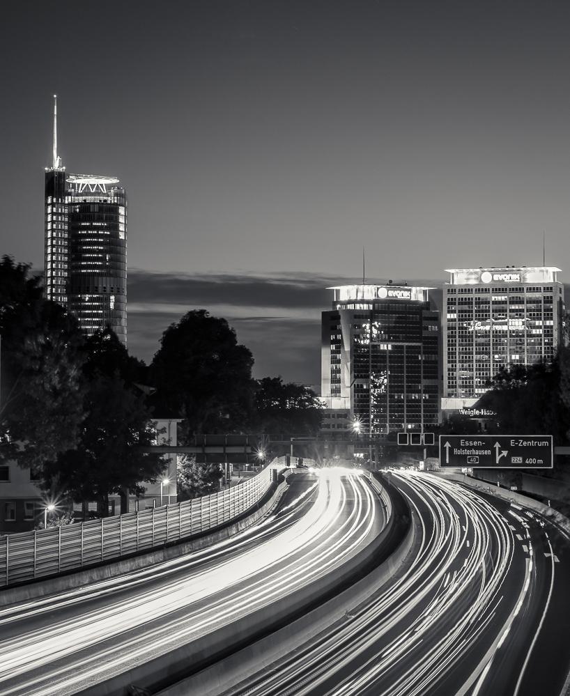 Essener Skyline