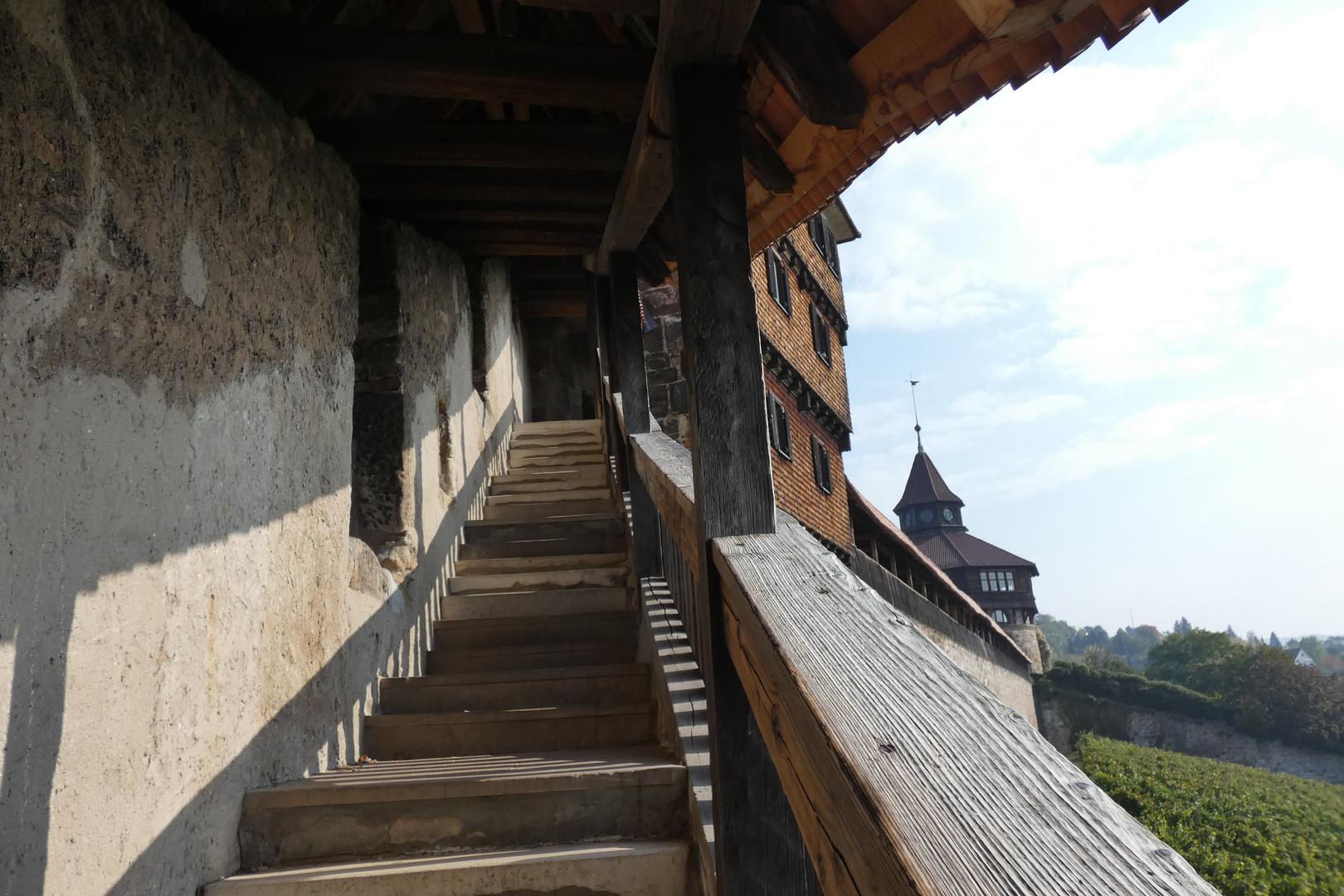 Esslinger Burg Ks 244 Foto Bild Schloss Natur Burg Bilder