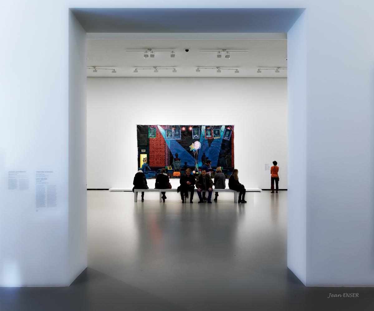 """""""Est-ce le regard du spectateur qui fait l'oeuvre d'art ?"""""""