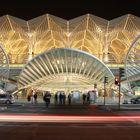 Estacion de Oriente, Lissabon 2008