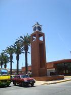 Estación del Metro Limache Chile