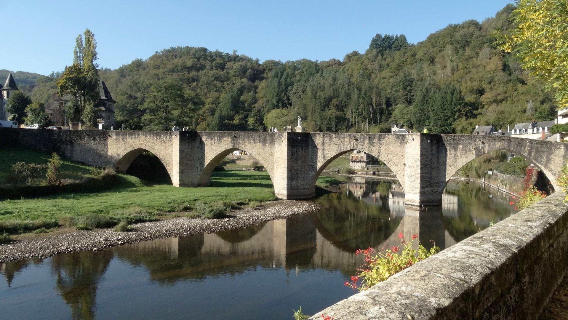 Estaing (Aveyron) France