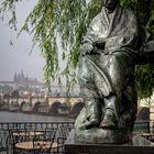 Estatua de Bedrich Smetana
