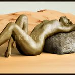 Estatua de oro