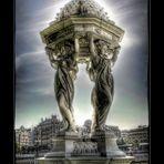 Estatua del Pseo. Francia (Donostia)