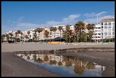 Estepona - Strandansicht