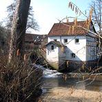 Estesperrwerk in Bötersheim bei Tostedt