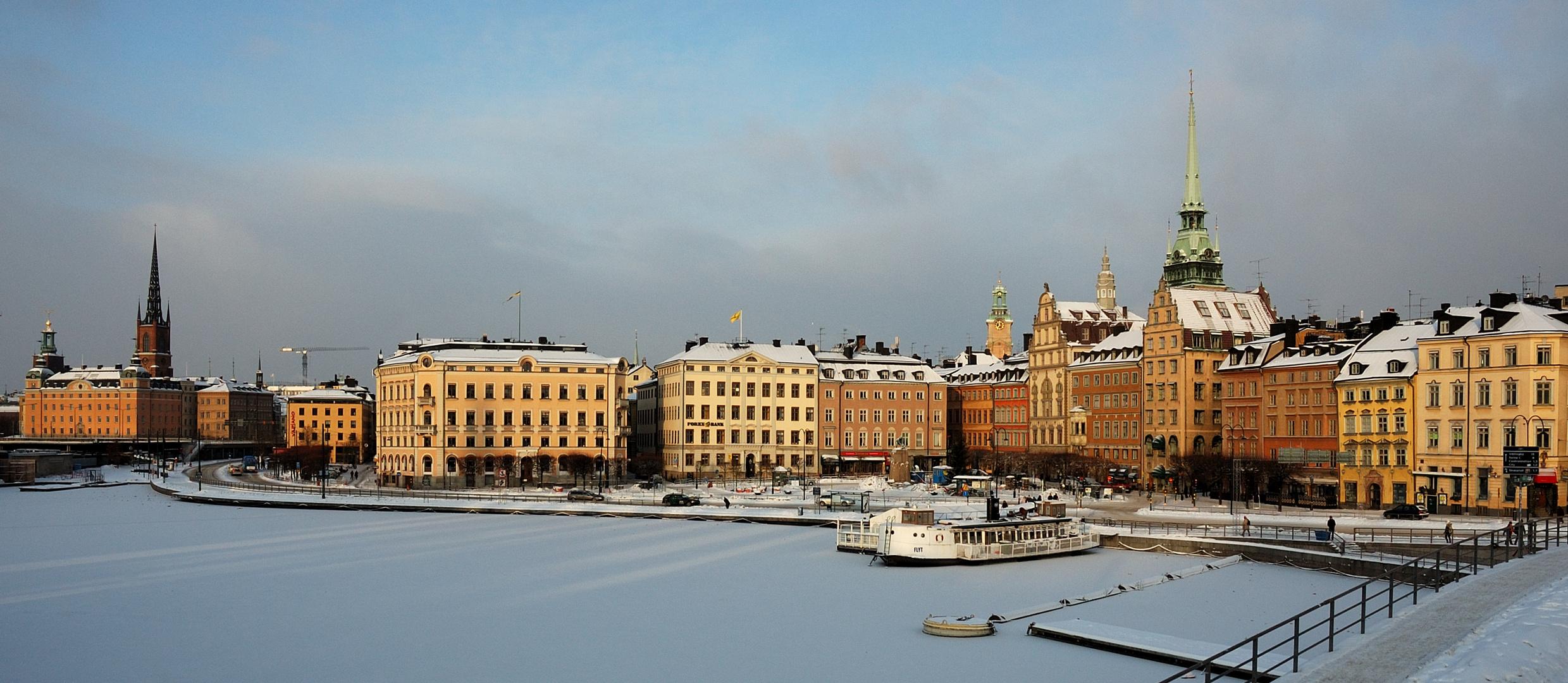 Estocolmo a todo color