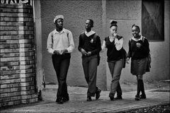 Estudiantes de Soweto 1