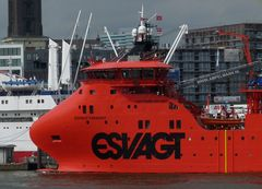 Esvagt Faraday   -   Offshore-Versorger
