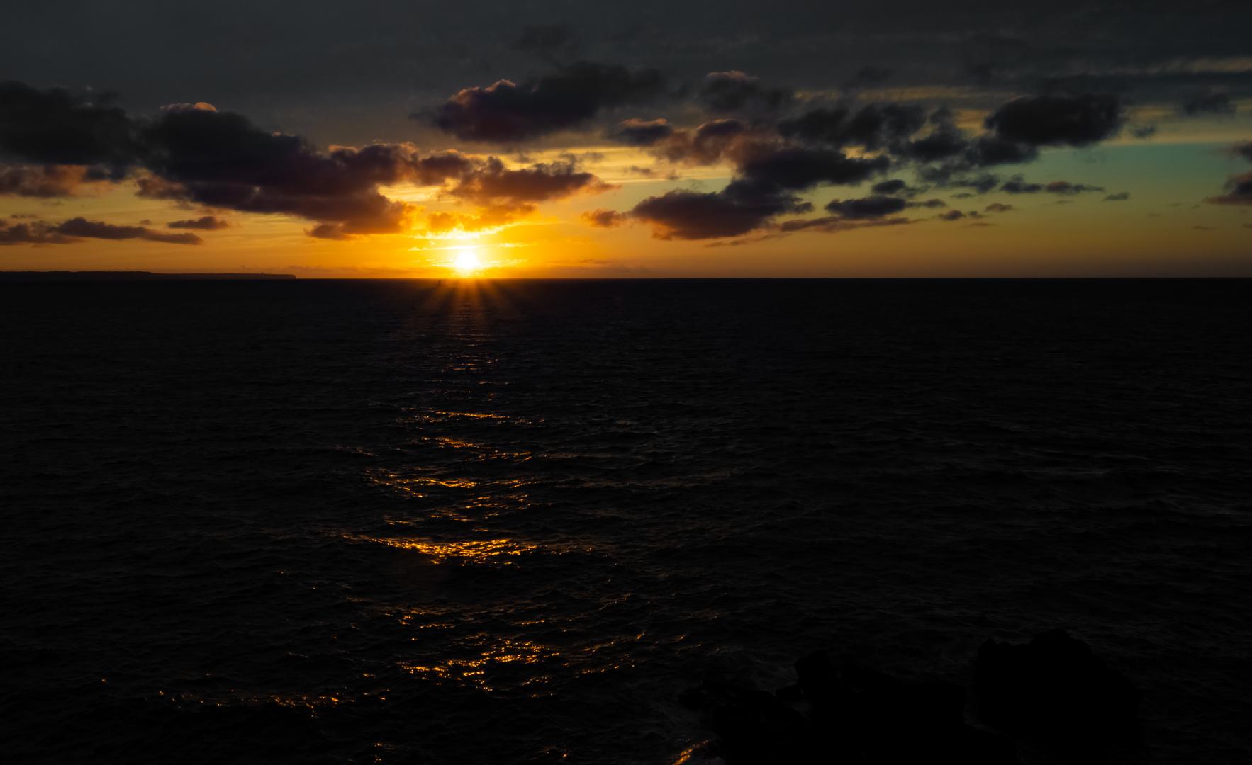 Eternels couchers de soleil