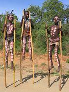ethiopian children playing