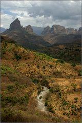 ethiopian highland