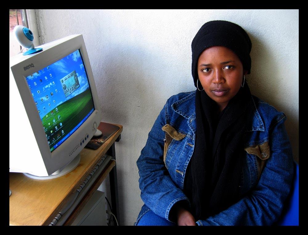 Etiopia - Internet