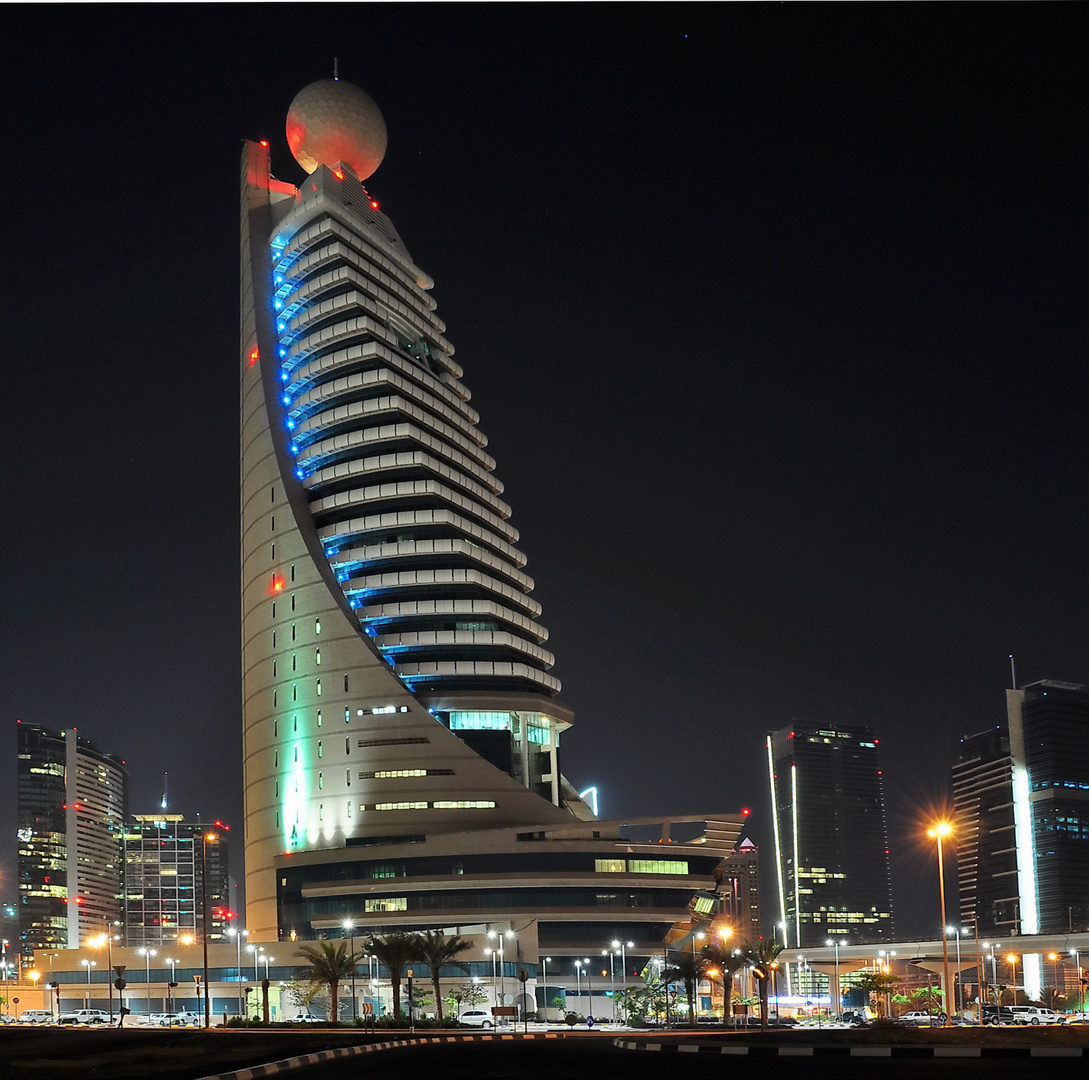 Etisalat Tower Building 2
