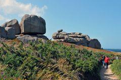 Etonnants rochers