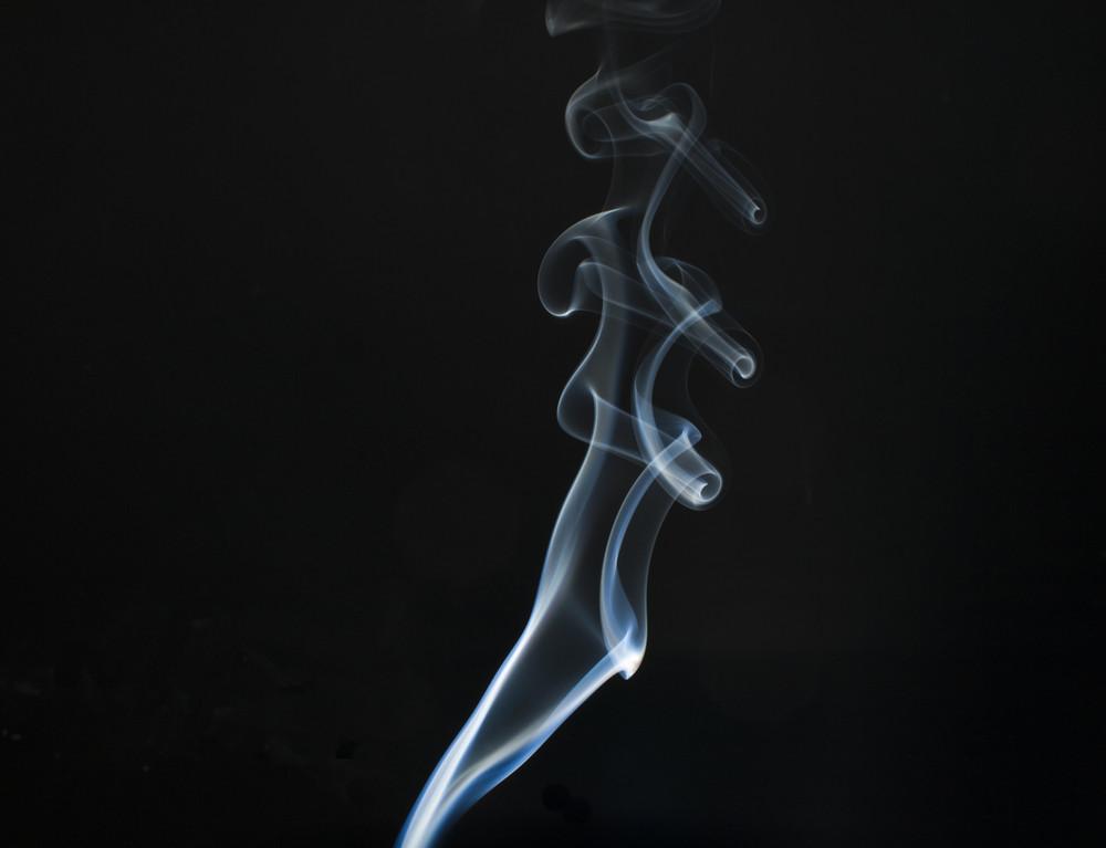 etwas Rauch