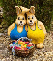 Euch allen Frohe Ostern