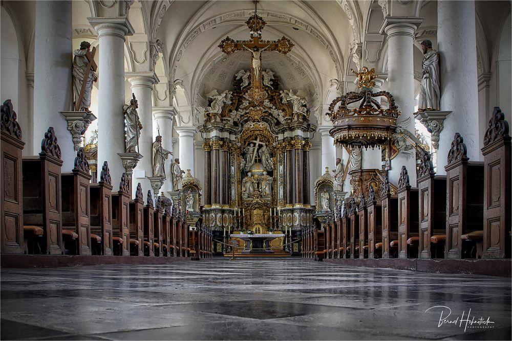 Eupen ... Pfarrkirche St. Nikolaus