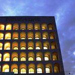 Eur e il palazzo della civiltà progettato nel ventennio infausto...