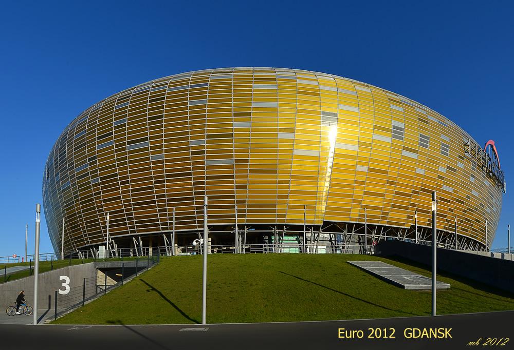 Euro 2012 Stadion Gdansk
