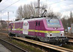 Euro Cargo Rail E37 027