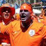 EURO08 Bern - Holland spielt verrückt!