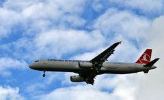 EuroAirport BSL - Turkish Airlines A 321-231