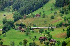 Eurocity Express Train