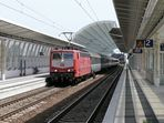 Eurocity in Ludwigshafen Mitte