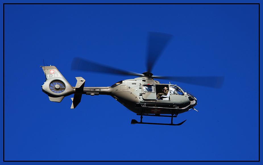 Eurocopter EC635 ~ AXALP 2010