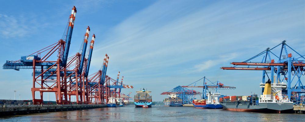 Eurogate....Maren Maersk....Burchardkai