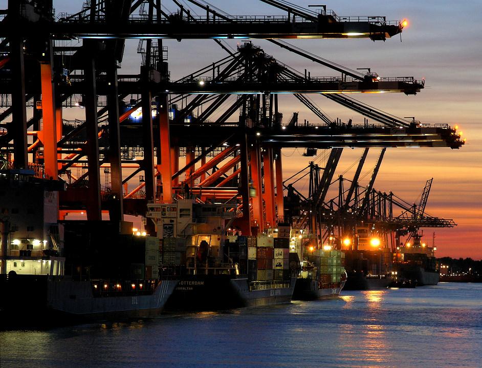 EUROKAI - der Hafen kennt keinen Schlaf