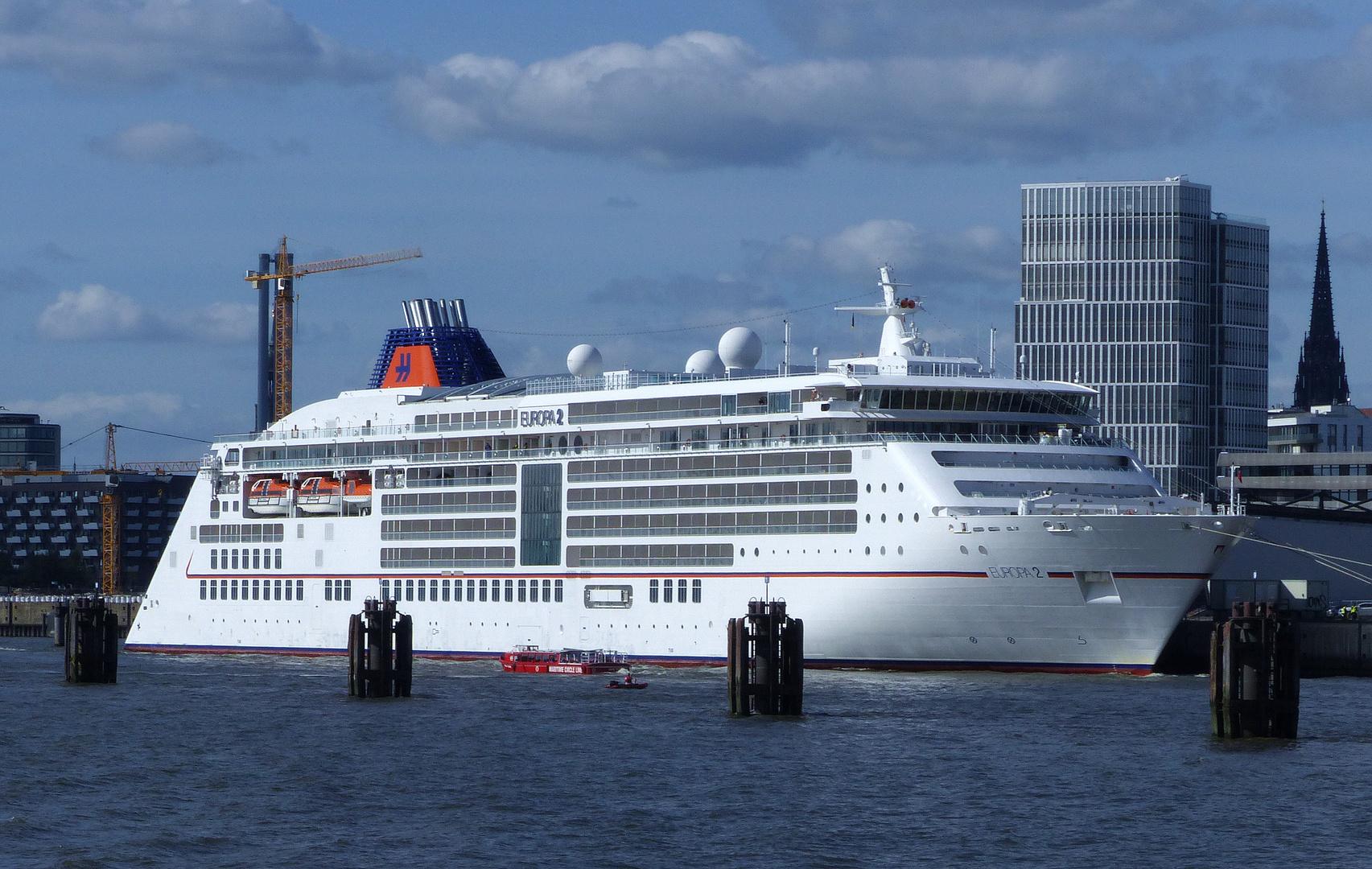 Europa 2  in Hamburg