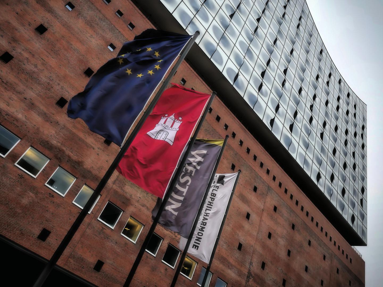 Europa, Hamburg, Westin, Elbphilharmonie