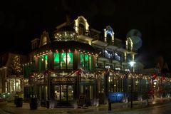 Europa - Hotel @ night