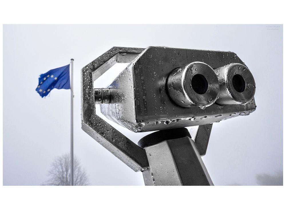 Europa im Dunst