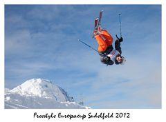 Europacup Freestyle Sudelfeld 2012 Nr. 3