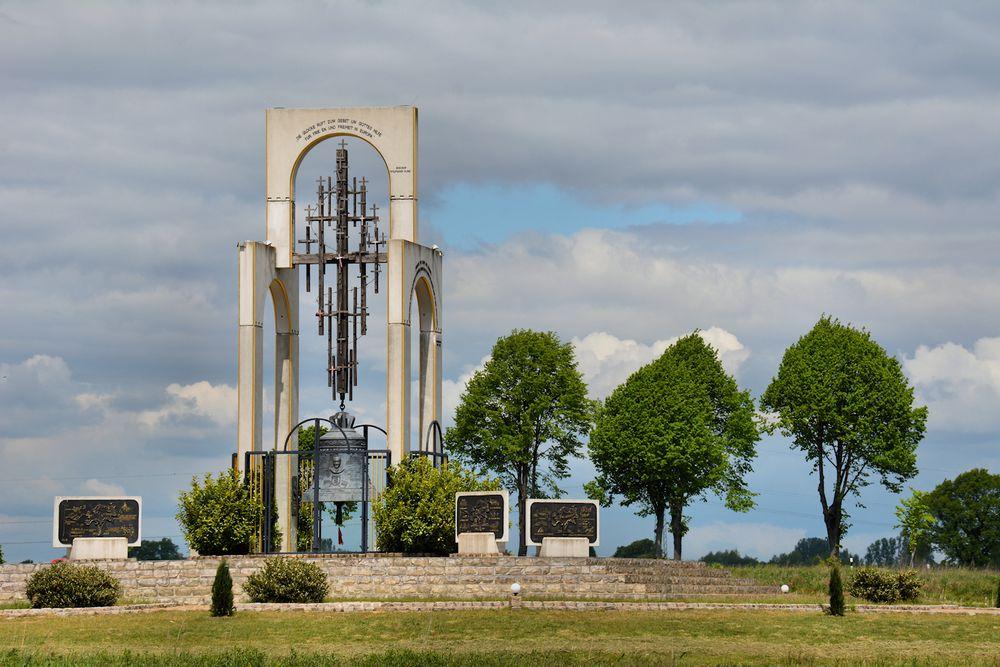 Europäische Freiheitsglocke bei Gifhorn