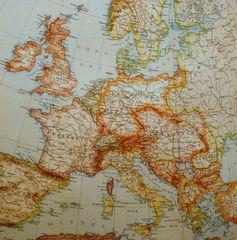Europakarte v. 1887 (Vollbild lohnt!)