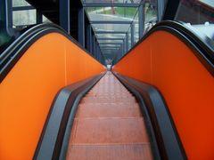 Europas längste Rolltreppe