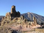 Europas meist fotografierter Vulkan - El Teide 3718m ü.NN.