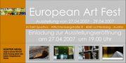 European Art Fest. von Günter Weigl