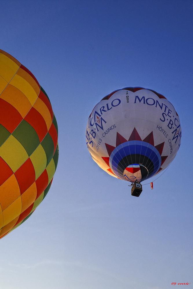 European Balloon festival de Igualada 2