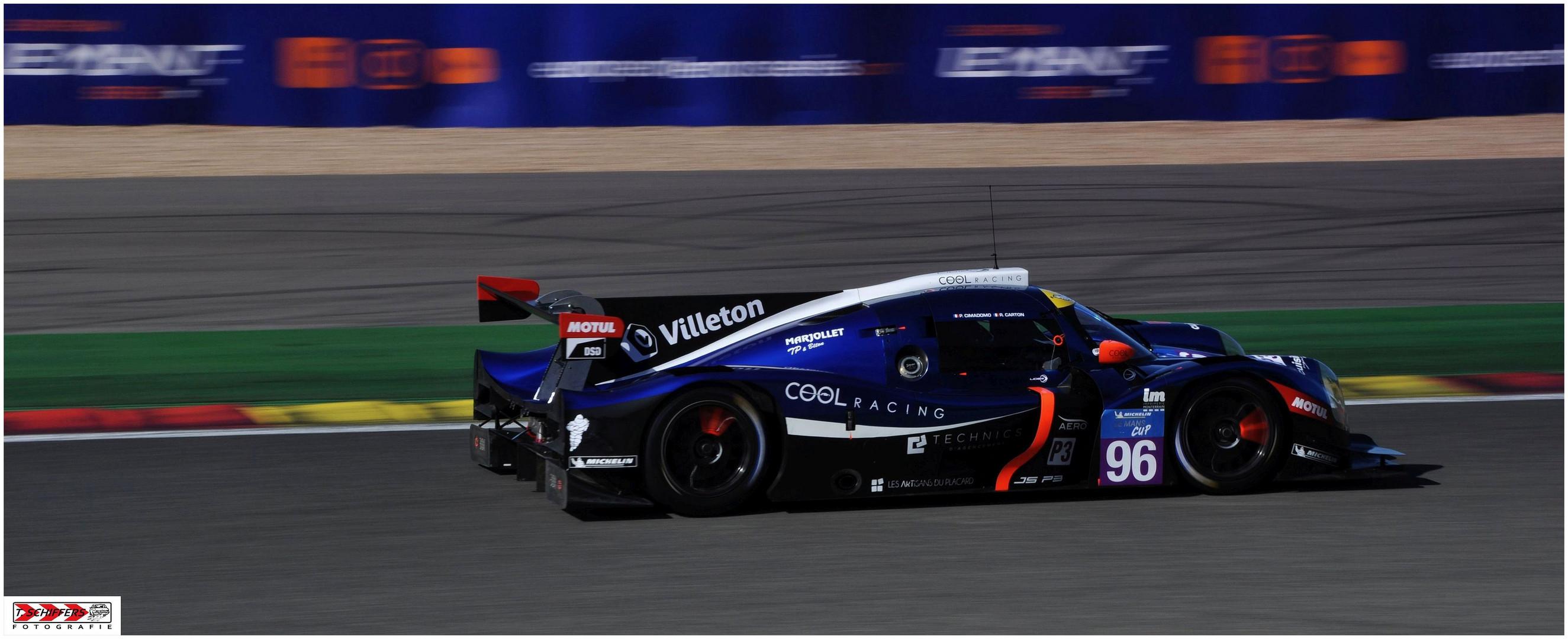 European Le Mans Series Spa 2019
