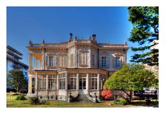 European-style building