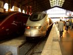 Eurostar à Paris-Nord